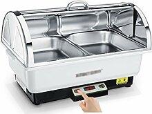 CWYPC Chafing Dish, Speisenwärmer Wärmebehälter