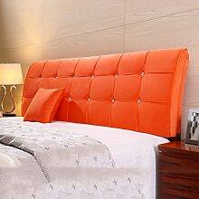CX-PILLOW Arc Bedside weichen Fall doppelten Nachttrückenlehne Kissen Bedside Kissen Bedside Cover Mode schöne Kissen ( Farbe : #8 , größe : 120*62cm )