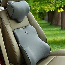 CX-PILLOW Auto Lendenwirbel Sommer mit einem atmungsaktive Rückenkissen Kissen Waist Pillow Pillow Pillow Pillow Gedächtnis-Kissen Mode schöne Kissen ( farbe : A6 )