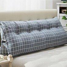 CX-PILLOW Kissen, Dreieckkissen, Bett großes