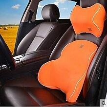 CX-PILLOW Lendenwirbel Car Lendenkissen Kissen Auto Kissen Büro Lendenkissen Pillow Pillow Mode schöne Kissen ( farbe : A2 )