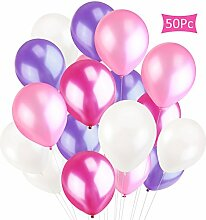 CXvwons Luftballons, 2,2 g Luftballons Hochzeit