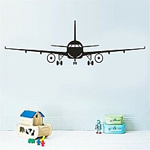 Cyalla 3D Cartoon Flugzeug Und Heißluftballons
