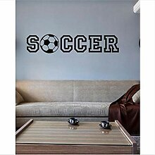 Cyalla Fußball Fußball Wandtattoos Kunst