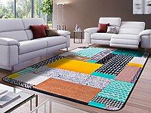 CYJZ® Rechteckigen Teppich, nordischen Wohnzimmer