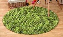 CYJZ® Teppich, Einfache moderne Mode Gefärbte