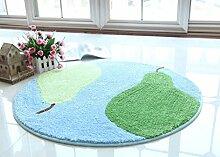 CYJZ® Teppich, Kinderzimmer Computer Drehstuhl