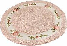 CYJZ® Teppich, ländlichen Blumen Wärme