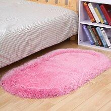 CYJZ® Teppiche, elliptisch verdickten einfache