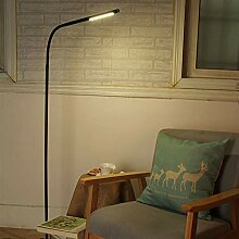 CYLAMP LED Stehlampe, Moderne Stehleuchte Touch