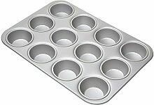 Cynthia Barcomi Muffinform für 12 Muffins