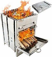 Cypapa BBQ Grill Portabler Outdoor-Grill,klappbar