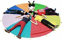 cypressen Kinder Spielen Zelten Fallschirm Mit 8