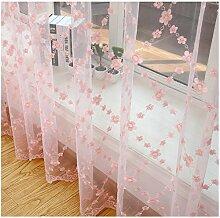 Cystyle Neue 1er Blumen Stickereien Schal