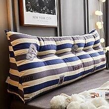 CYWSHA Bett Kissen,Single Double Triangle Big Sofa