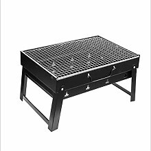 CZALBL BBQ Grill, Portable Holzkohle Grill