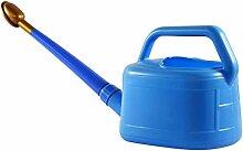 CZLSD 3.3L Blue Plastic Watering Flower Gießkanne