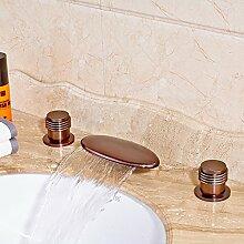CZOOR Badezimmer Waschbecken Wasserhahn weit