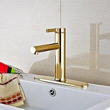 CZOOR Deck montiert Waschbecken Wasserhahn