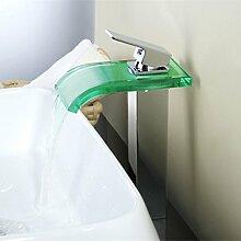 CZOOR Luxus Chrom Waschbecken Mischbatterie mit