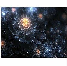 CZYSKY 5D Blumenbild Diamant Malerei Kits