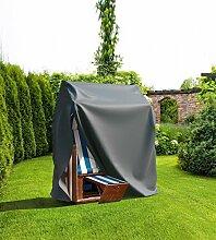 d-c-fix garden, Schutzhülle für Strandkorb , Textil, 125 x 90 x 165 cm