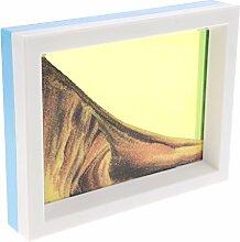 D DOLITY 3D Dynamische Landschaft Sandbild