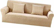 D DOLITY Elastische Stretch Sofabezüge Sofahusse