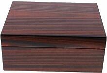 D DOLITY klassische Zigarrenkiste Humidor