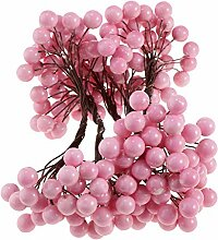 D DOLITY Künstliche Strauchbeeren Obst Beeren