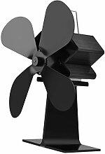 D DOLITY Stromloser Hitze Betriebener Ventilator 4