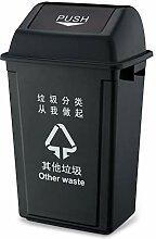 D_HOME Kunststoff Mülleimer, Sortieren und