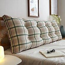D&LE Lesen kopfkissen Baumwolle Bett Sofa