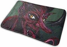 D-M-L Krampus Horror Monster Wurfbereich