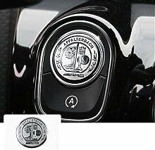 D28JD AMG Logo-Emblem für Auto Motor starten