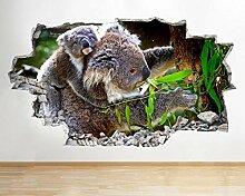 D311 Koalabär Baby Cub niedlichen Kinder