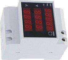 D52-2048 DIN Digital Drehstromzähler Stromzähler