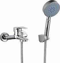 Daadi Das kupfer Dusche Badewanne Armatur, 4teilig
