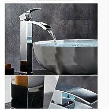Daadi Waschbecken Wasserhahn warmes und kaltes