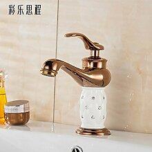 Daadi Waschtisch Armatur Wasserhahn warmes und