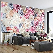 DACHENZI Fototapete Moderne Romantische Blume Meer