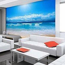 DACHENZI Fototapete Tapete Für Wände 3D Blauer
