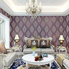 DACHENZI Tapete 3D Luxus Wohnzimmer Tv