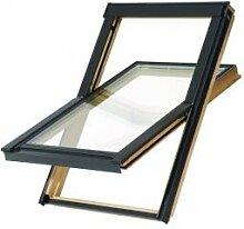 Dachfenster Balio Schwingfenster mit Eindeckrahmen