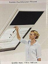 Dachfenster Fliegengitter & Sonnenschutz Kombi