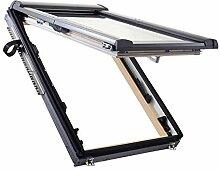 Dachfenster Klapp-Schwingfenster mit Eindeckrahmen