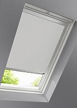 Dachfenster-Rollo Verdunkelung, beige ((H/B)