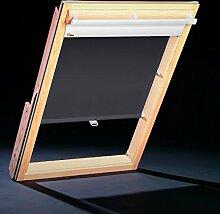 Dachfenster Thermo Rollos für Roto Fenster - Profilfarbe Weiß (auch mit silbernen Profilen erhältlich) – sun collection