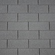 Dachschindeln blau für Gartenhaus 3m2