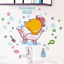 DADADUR Wandaufkleber Wanddekoration Cartoon Baby